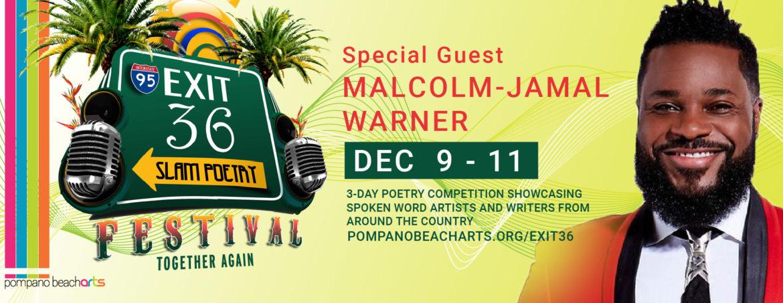 Exit 36 Slam Poetry Festival 2021