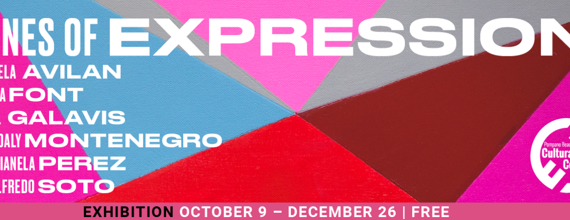 Lines of Expression Exhibition