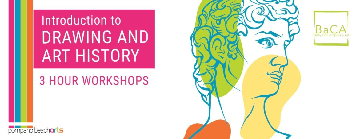 Introduction to Drawing and Art History - November 6