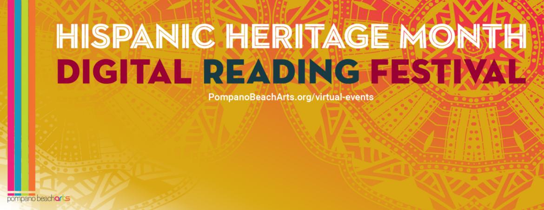 Virtual Story Time celebrates Hispanic Heritage Month - September 2021