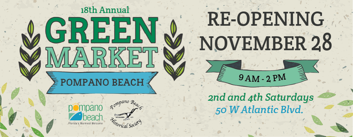 Pompano Beach Green Market