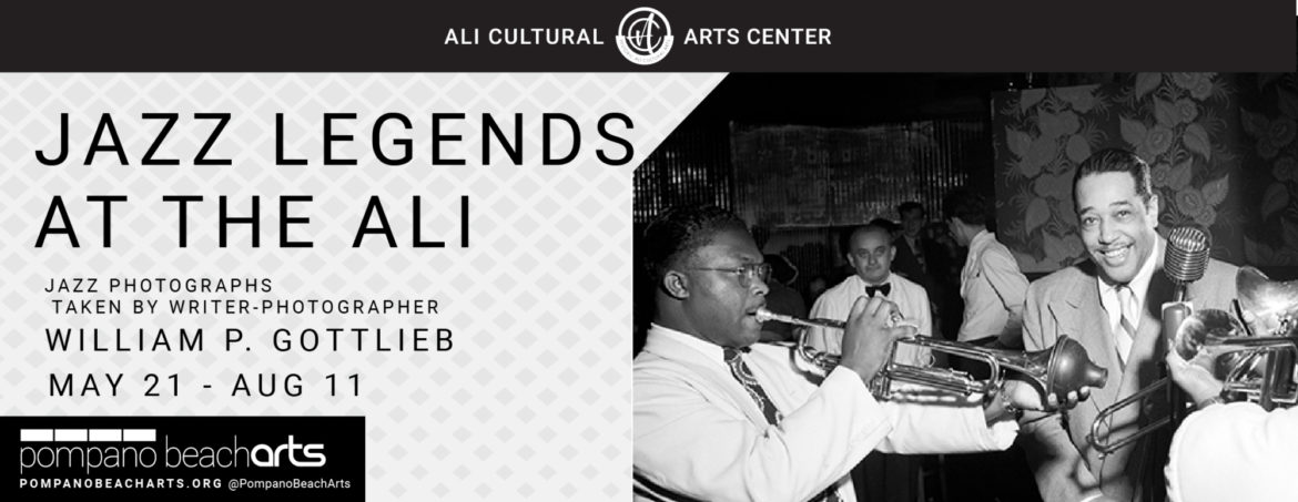 Jazz Legends at the Ali Exhibition