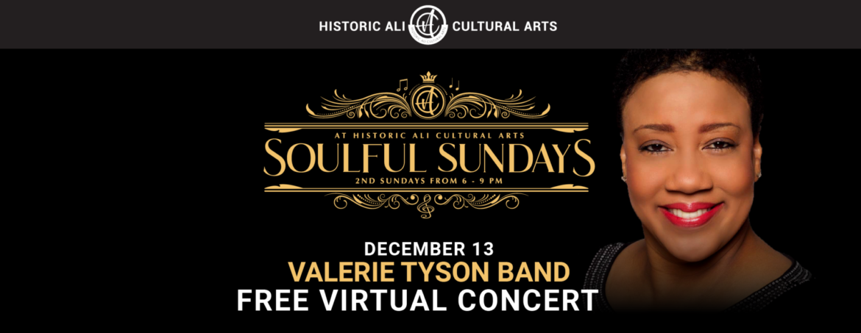 Soulful Sundays featuring Valerie Tyson