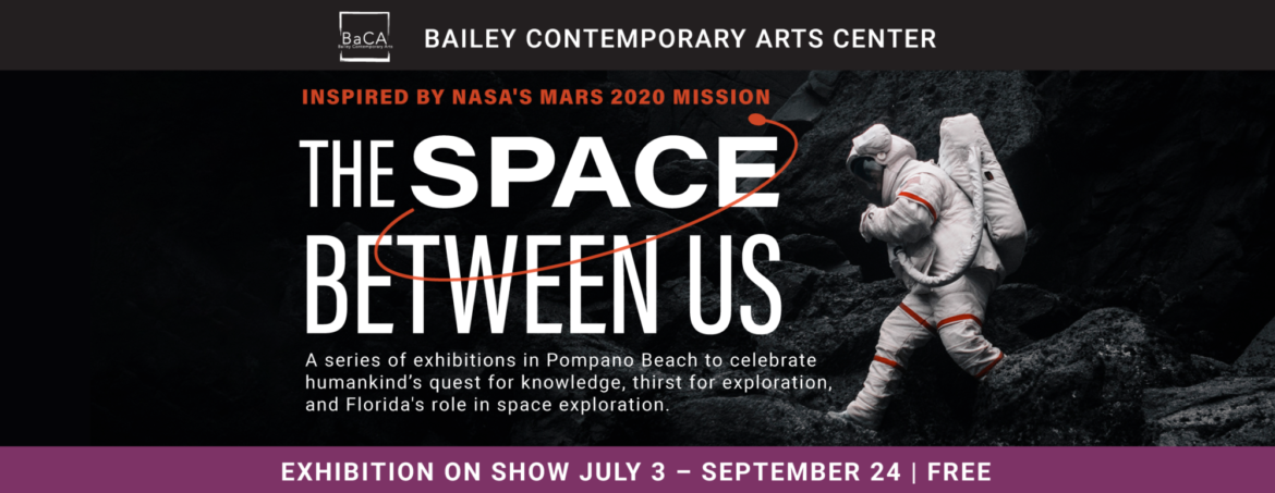 The Space Between Us Exhibition